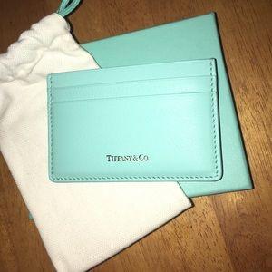 Tiffany & Co. credit card holder